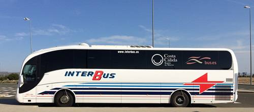 Interbus Murcia International Airport