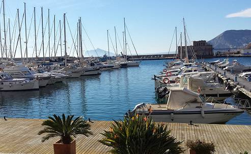 Puerto Ifach in Calpe